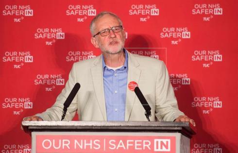Los laboristas defenderán un nuevo referéndum del «brexit»