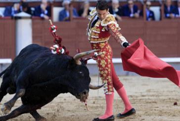 Manzanares y López Simón, doble Puerta Grande de distinto valor en Madrid