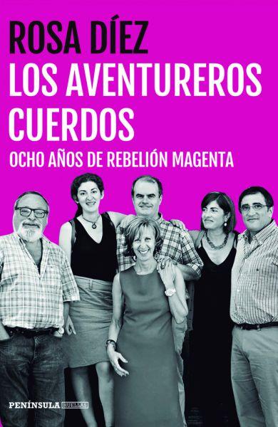 AGENDA: 3 de junio, en El Corte Inglés de Pamplona, presentación «Los aventureros cuerdos» de Rosa Díez