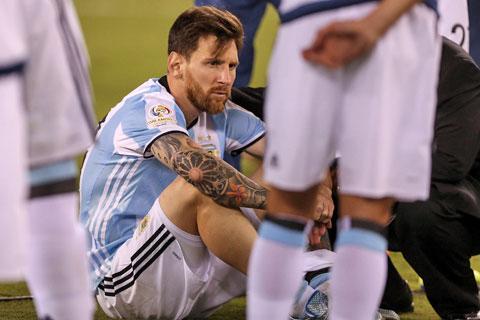 Estado Islámico usa una imagen de Messi para amenazar el Mundial