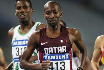 Detenido el atleta Musaeb Balla acusado de colaborar con Jama Aden