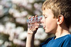 Salud recomienda no beber agua de grifo en Cintruenigo (Navarra)