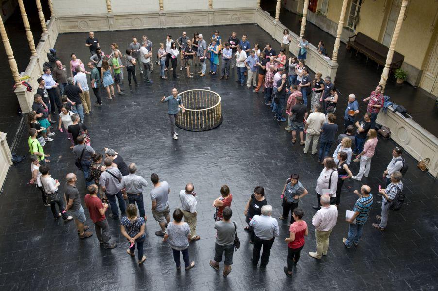 Plazas libres para el aprendizaje de euskera para personas adultas, en Zubiarte