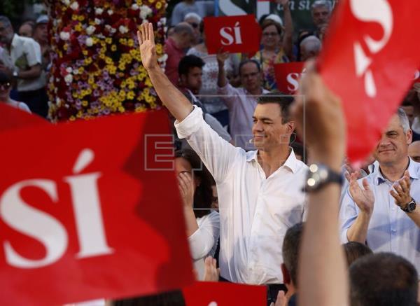 26J: Sánchez se lanza a buscar el voto puerta a puerta