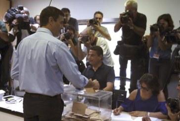 Incredulidad en el PSOE ante el 'sorpasso' de los sondeos a pie de urna