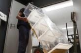 Medio millón de navarros votan al Parlamento foral, europeo y ayuntamientos