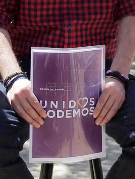 Podemos hace 'oídos sordos' a las provocaciones del PSOE