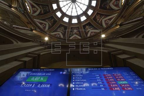 La prima de riesgo española sube a 142 puntos básicos en la apertura