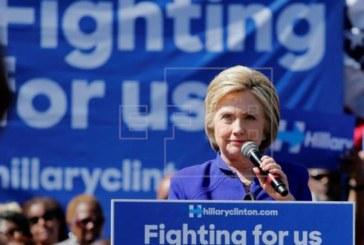 Clinton logra los delegados para ser candidata y se enfrentará a Trump