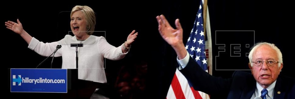 Clinton consigue los delegados suficientes y se convertirá en la primera mujer candidata a la presidencia