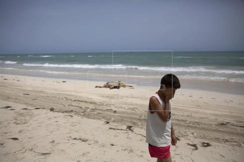 Encuentran 117 cadáveres de inmigrantes en la costa de Libia