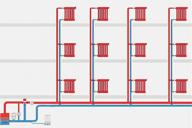 distribucion vertical vivienda