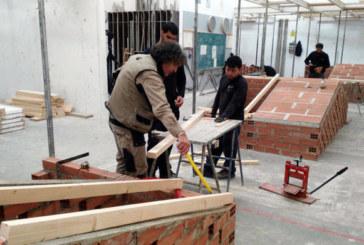 Las escuelas taller de Pamplona ofrecen cien plazas para parados jóvenes