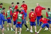 Del Bosque insiste con Koke y Pedro