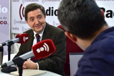 """Jiménez Losantos: """"El periodismo es una enfermedad de izquierdas"""""""