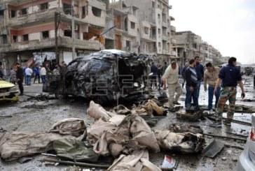 Ocho muertos en un doble atentado contra una zona chií cercana a Damasco