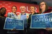 Siete portavoces laboristas dimiten en protesta por el liderazgo de Corbyn