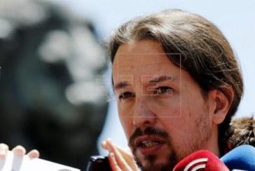 Iglesias visitará al golpista Junqueras el viernes en la prisión de Llenoders