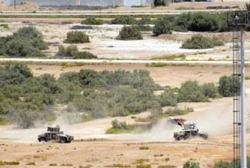 Irak lanza la segunda fase de una ofensiva contra EI en una zona desértica fronteriza con Siria