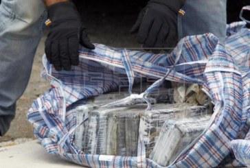 Detenidos diez narcos con 160 kilos de cocaína y más de un millón de euros