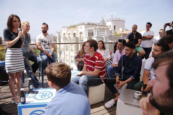 Levy: Rajoy llevará propuestas de futuro frente a quienes opten por ataques