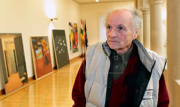 26J: El pintor Antonio López cierra la lista al Congreso de Recortes Cero por Madrid