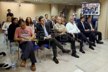 El fiscal mantiene la petición de 19,5 años de cárcel para Urdangarin