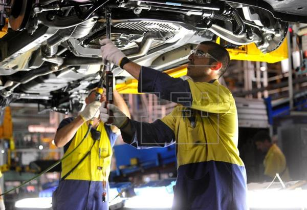 Las matriculaciones de comerciales crecen en mayo en España el 19,3 %