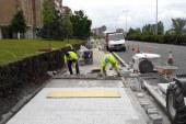 LIFE+RESPIRA, liderado por la Universidad de Navarra instala un pavimento que reduce la contaminación