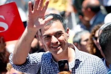 Sánchez admite que parte del electorado del PSOE está «desanimado»