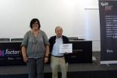 """El rendimiento del pedaleo de la bicicleta, ganador del concurso """"Movilidad 2016 Navarra"""""""