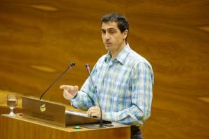Rubén Velasco, Podemos