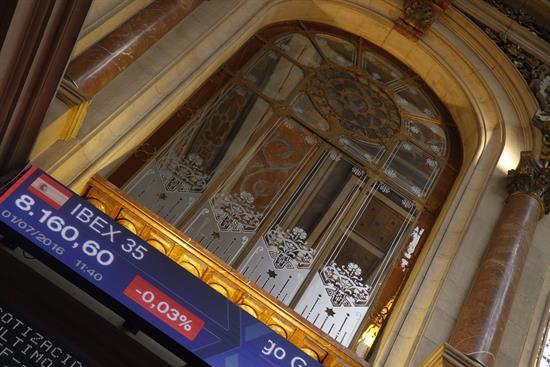 El IBEX 35 sube un 0,19 por ciento tras la apertura, pero se le resisten los 8.700