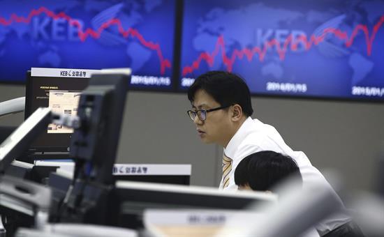 La Bolsa de Tokio y la de Seúl cierran con un avance del 0,34 % y 0,40% respectivamente