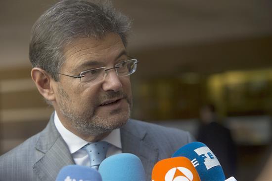 Catalá: nadie promoverá una declaración de independencia unilateral en Cataluña
