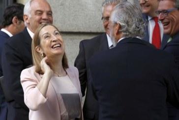 Ana Pastor elegida nueva presidenta del Congreso de los Diputados