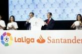 El Corte Inglés recibe el Tour de LaLiga Santander y LaLiga 1 2 3 en Pamplona