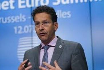 El Eurogrupo elige mañana nuevo presidente con cuatro candidatos en liza
