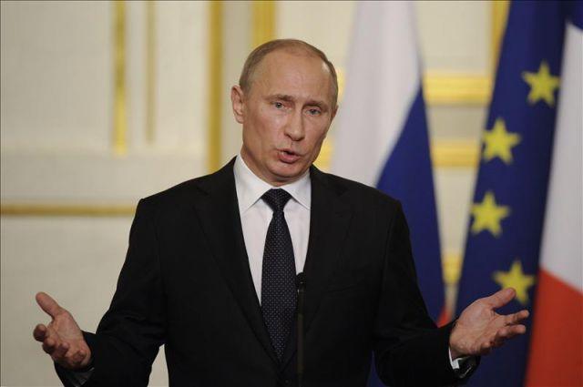 Putin califica de «agresión» el ataque de EEUU contra una base aérea siria