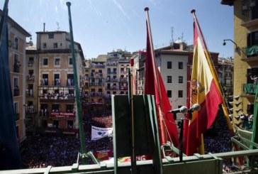 La Pamplonesa y Luis Sabalza, candidatos para el lanzamiento del Chupinazo