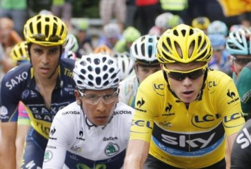 Froome, Quintana y Contador, tres tenores en lucha por «la roja»