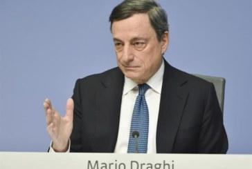 Draghi: La reducción de los estímulos es para mantener las condiciones de financiación