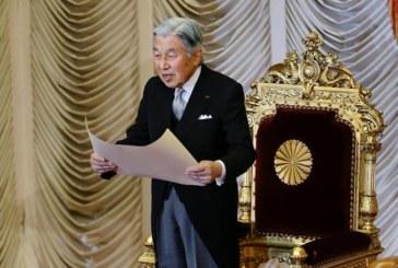 El emperador nipón agradece la «compresión» por su abdicación en su 84 cumpleaños