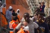 Italia rescata a 6.500 inmigrantes en el Mediterráneo
