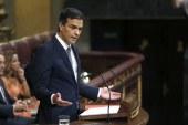 """Sánchez da su """"no rotundo"""" a Rajoy y le acusa de """"chantaje"""" por pedirle apoyo"""