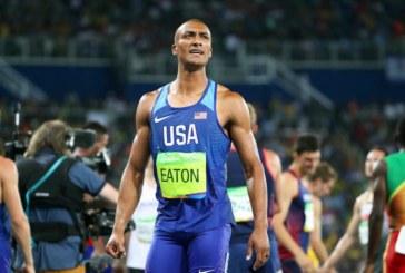 Río 2016: Ashton Eaton iguala a los mitos del decatlón con dos oros
