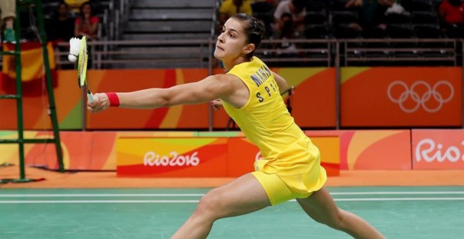 Carolina Marín cede ante la número uno en el Open de Malasia