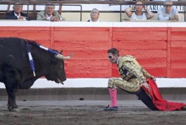 Padilla y Adame, aun con orejas, desaprovechan dos toros de desbordante clase