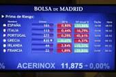 La prima de riesgo española se mantiene en 104 puntos básicos