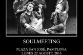 Los navarros de Soul Meeting cierran el lunes en la plaza de San José el ciclo 'Versionando'